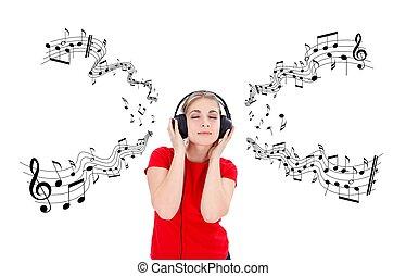 zene, idő