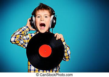 zene, rajongó