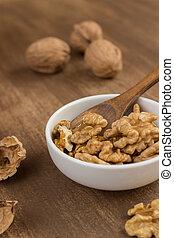 zenit, walnuts, makro