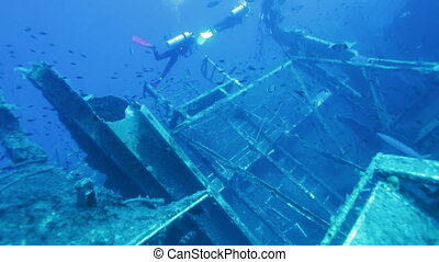 Zenobia shipwreck, Cyprus