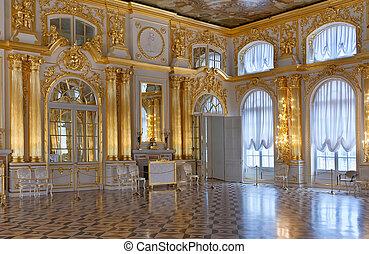 zentral, ballroom's, palast