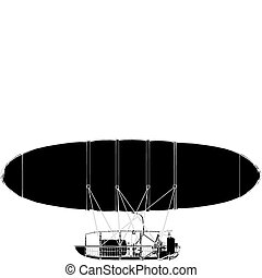 Zeppelin Vector