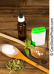 Zero-carb sweetener stevia - Zero-calorie sweetener stevia...