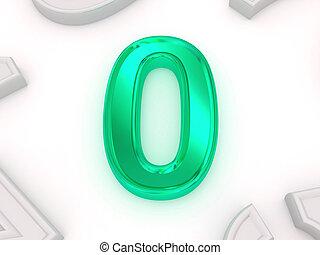 zero.