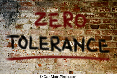 zero, pojęcie, tolerancja