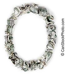 zero/o, -, 100$, karbowany, dzioby
