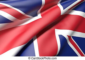 zespołowe królestwo bandera
