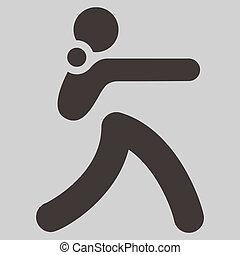 zetten, grit, pictogram