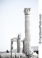 zeus, temple