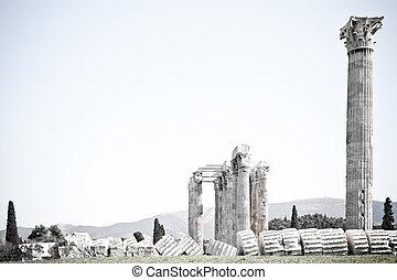 zeus, templo