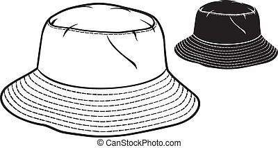 zgnać kapelusz, zbiór