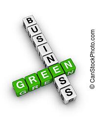 zieleń handlowa