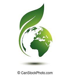 zielona ziemia