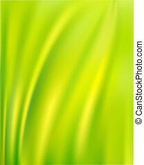 zielony, jedwab, tła