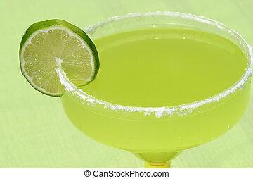 zielony, margarita