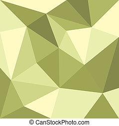 zielony, wektor, opakowanie, tapeta
