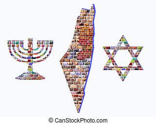 ziemia, izrael