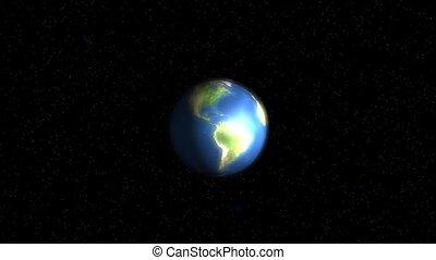 ziemia, magnetyczne pole
