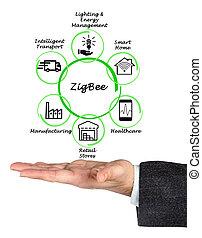 Zig Bee Applications