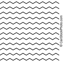 Zig zag vector chevron pattern - Zig zag vector chevron...