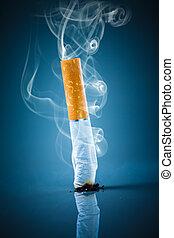 zigarette kolben, -, smoking., nein