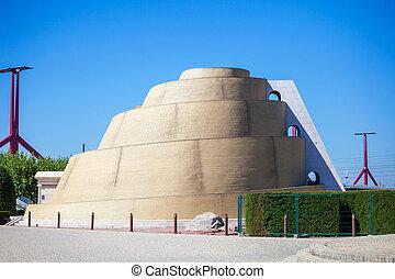 Ziggurat - Babel look-out tower