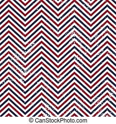 Zigzag pattern seamless background.