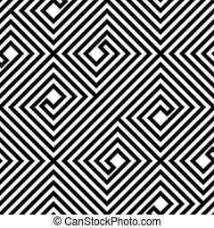 ZigZag Vector Seamless Pattern