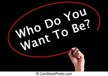 zijn, op, schrijvende raad, willen, teken, u, hand, transparant