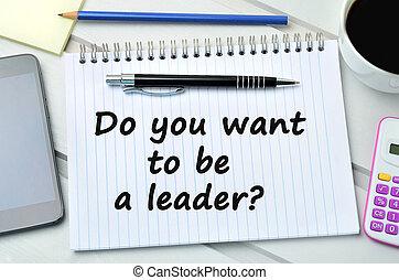 zijn, u, vraag, leider, willen