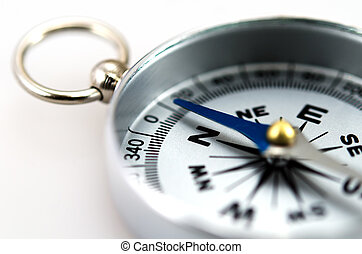 zilver, kompas