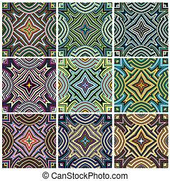 Zimbabwe Pattern - Modern seamless textile texture from ...