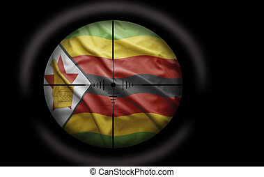 zimbabwean, bersaglio