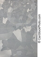 zinced metal texture or pattern can be used as background