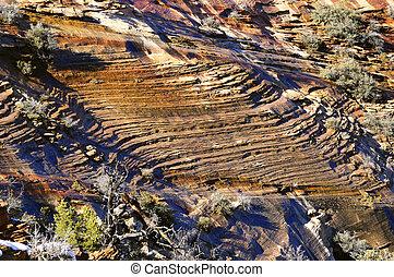 Zion National Park - Overlook Trail (Utah, USA)