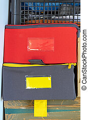 Zipper Boxes Stack