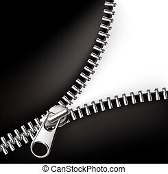 Zipper, vector