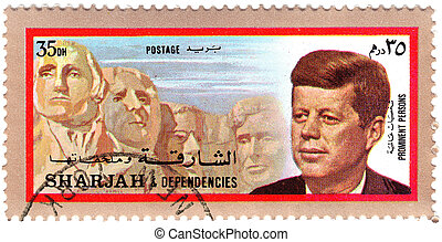 zirka, kennedy, usa, 1973:, fitzgerald, -, 1973., sharjah,...