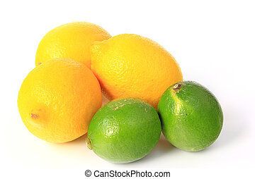 zitronen, limonen