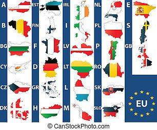 zjednoczenie, europejczyk