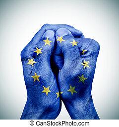 zjednoczenie, europejczyk, twój, siła robocza
