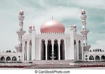 zlatý, mešita