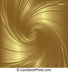 zlatý, točit se