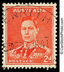 znaczek pocztowy