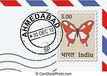 znak, ahmedabad