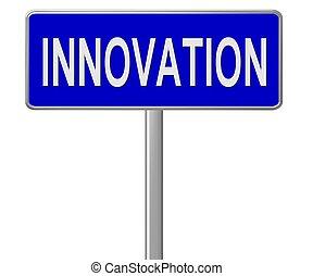 znak, innowacja