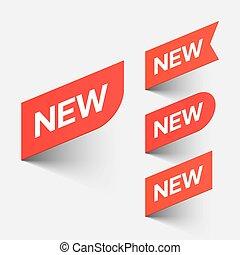 znak, nowy