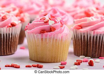 znejmilejší den, cupcakes