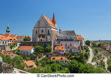 Znojmo city, Moravia, Czech republic