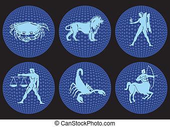 Zodiac 2 Cancer - Sagittarius